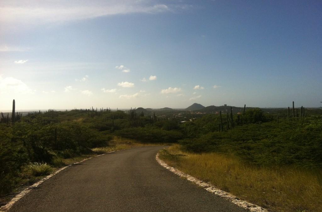 Arikoki rahvuspark. Aruba
