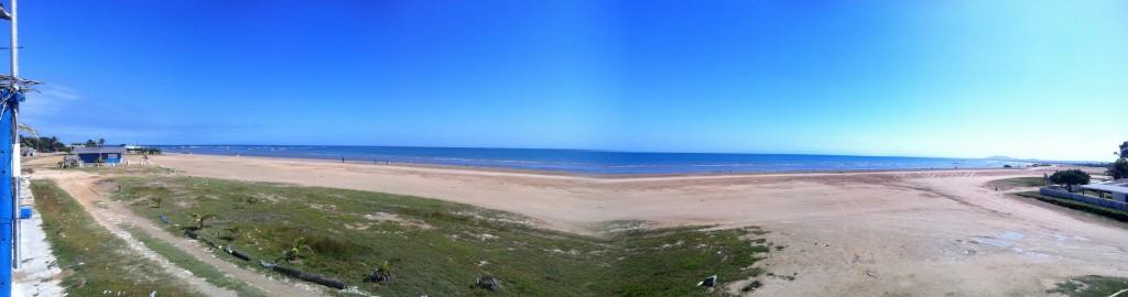 Adicora beach