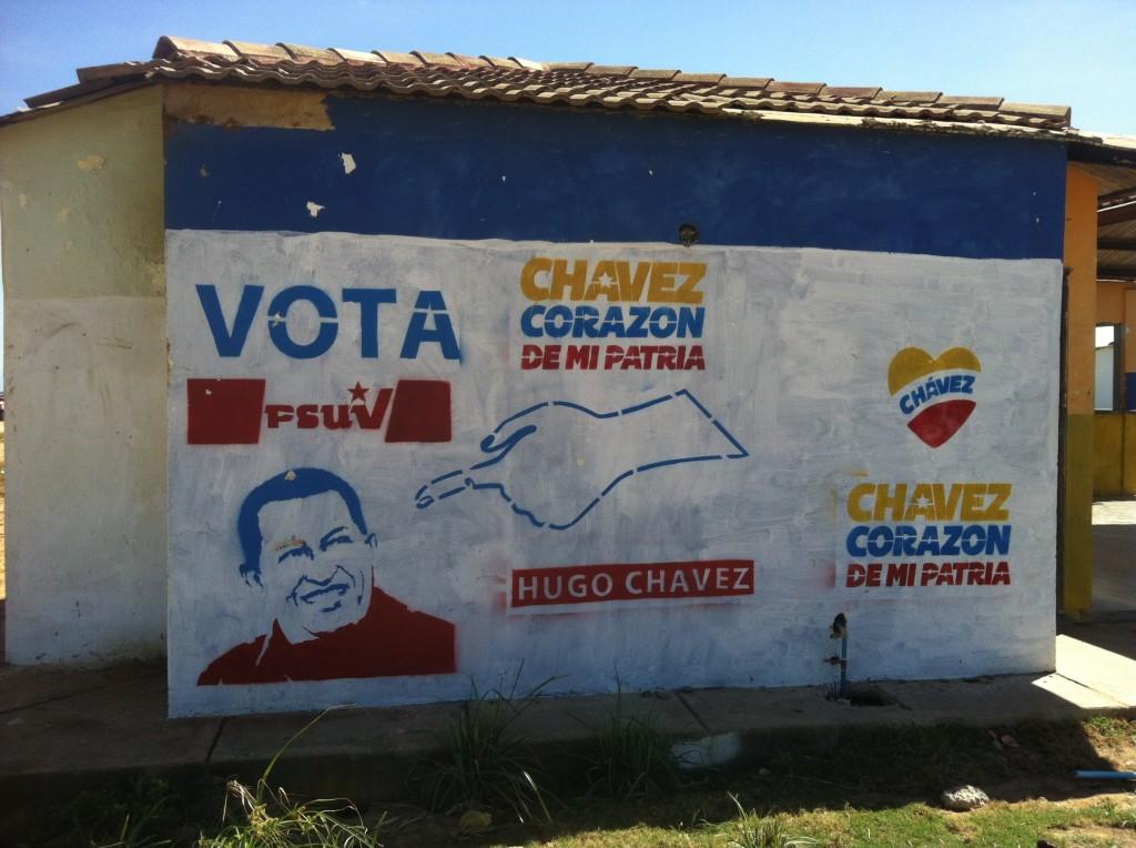 Chavezi propaganda