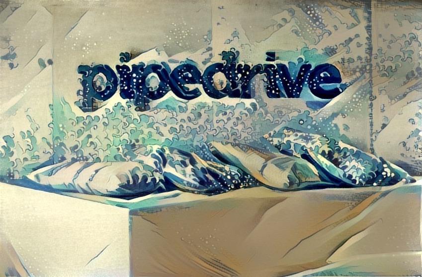 Pipedrive art